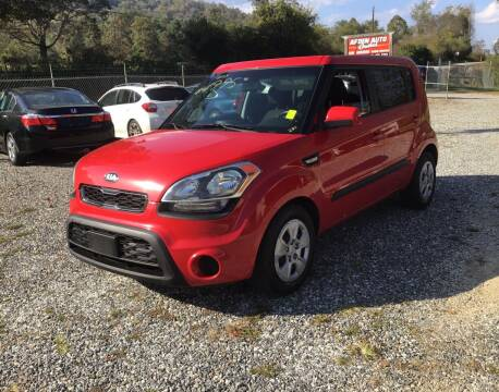 2013 Kia Soul for sale at Arden Auto Outlet in Arden NC