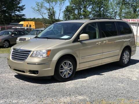 2010 Chrysler Town and Country for sale at Better Priced Used Cars in Frankford DE