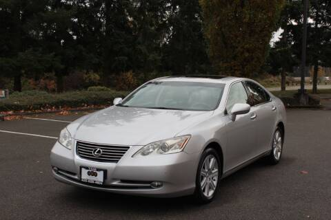 2008 Lexus ES 350 for sale at Top Gear Motors in Lynnwood WA