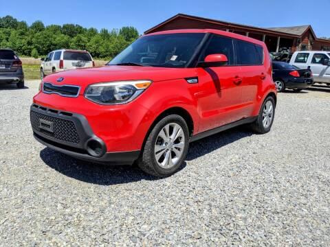 2015 Kia Soul for sale at Delta Motors LLC in Jonesboro AR