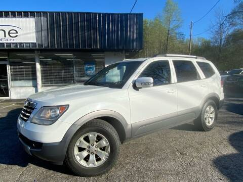 2009 Kia Borrego for sale at Car Online in Roswell GA