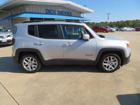 2018 Jeep Renegade for sale at DICK BROOKS PRE-OWNED in Lyman SC