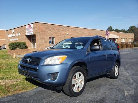 2011 Toyota RAV4 for sale at ARA Auto Sales in Winston-Salem NC