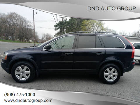 2006 Volvo XC90 for sale at DND AUTO GROUP 2 in Asbury NJ