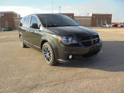 2016 Dodge Grand Caravan for sale at D & P Sales LLC in Wichita KS