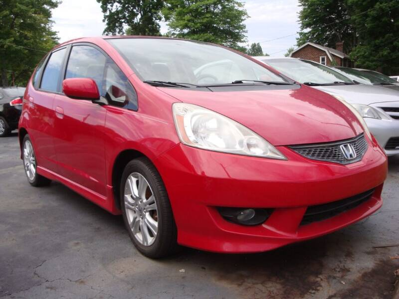 2009 Honda Fit for sale at Jay's Auto Sales Inc in Wadsworth OH