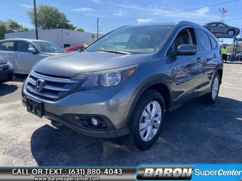 2012 Honda CR-V for sale at Baron Super Center in Patchogue NY