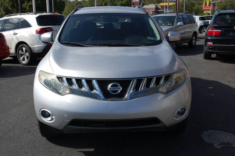 2010 Nissan Murano for sale at D&H Auto Group LLC in Allentown PA