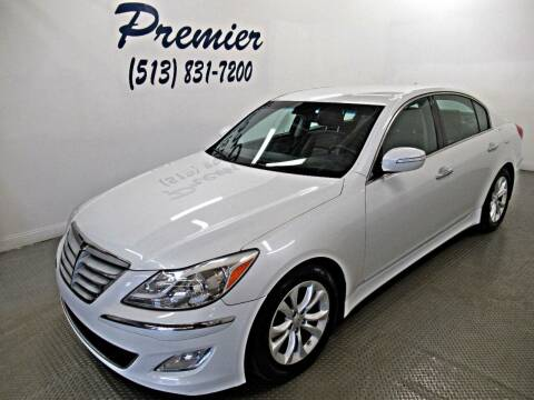 2013 Hyundai Genesis for sale at Premier Automotive Group in Milford OH