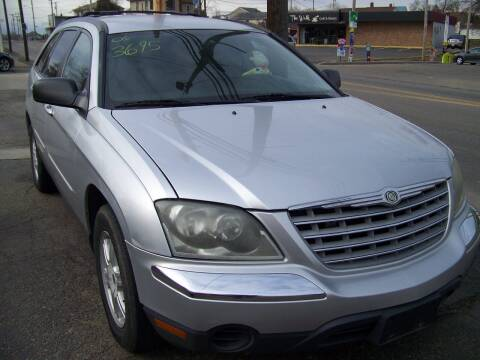 2006 Chrysler Pacifica for sale at Collector Car Co in Zanesville OH