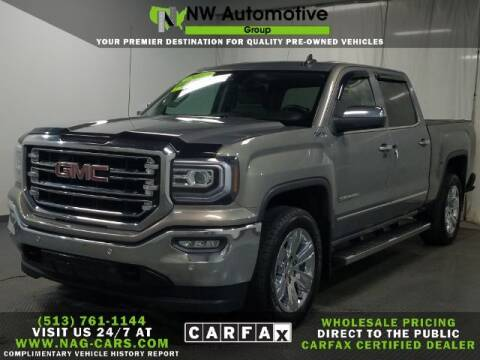 2017 GMC Sierra 1500 for sale at NW Automotive Group in Cincinnati OH