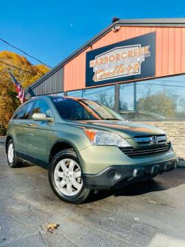 2008 Honda CR-V for sale at Harborcreek Auto Gallery in Harborcreek PA