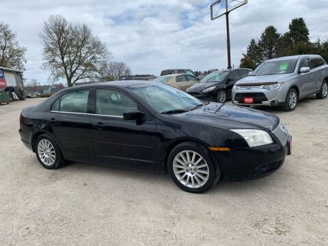 2007 Mercury Milan for sale at GREENFIELD AUTO SALES in Greenfield IA