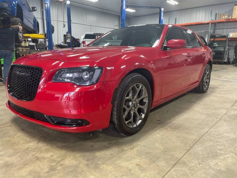 2016 Chrysler 300 for sale at Southwest Sales and Service in Redwood Falls MN