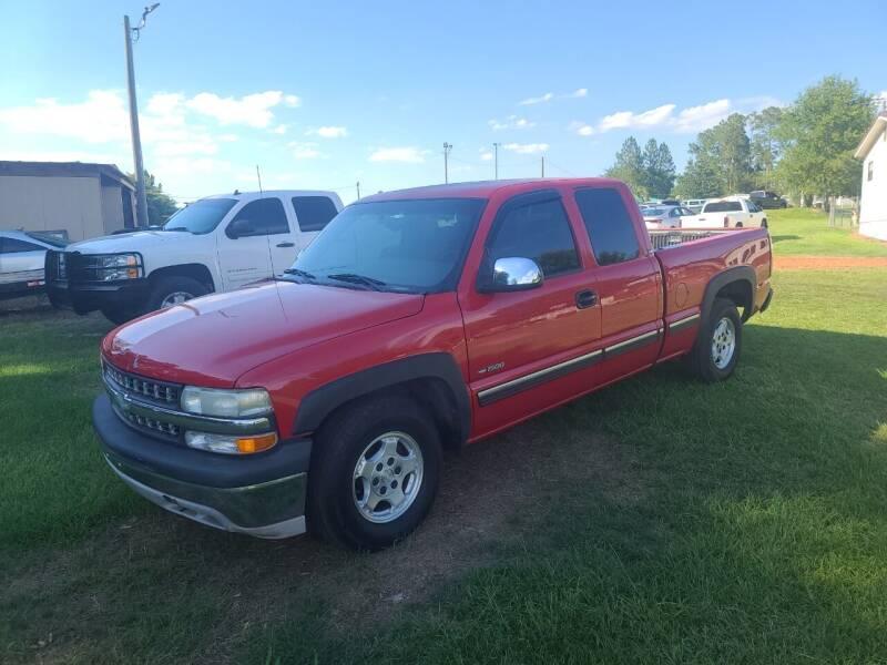 2001 Chevrolet Silverado 1500 for sale at Lakeview Auto Sales LLC in Sycamore GA