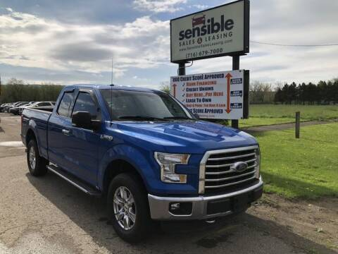 2016 Ford F-150 for sale at Sensible Sales & Leasing in Fredonia NY