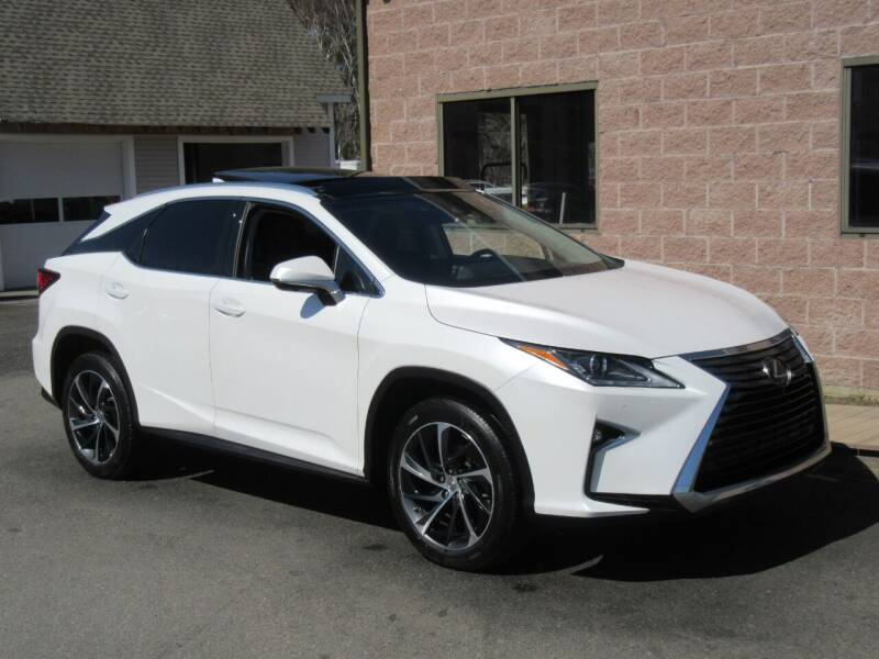 2017 Lexus RX 450h for sale at Advantage Automobile Investments, Inc in Littleton MA