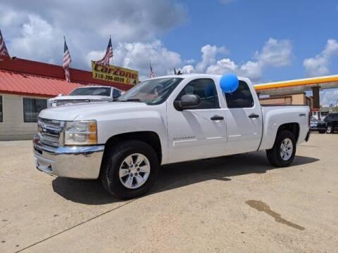 2012 Chevrolet Silverado 1500 for sale at CarZoneUSA in West Monroe LA