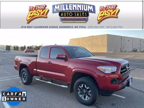2017 Toyota Tacoma for sale at Millennium Auto Sales in Kennewick WA