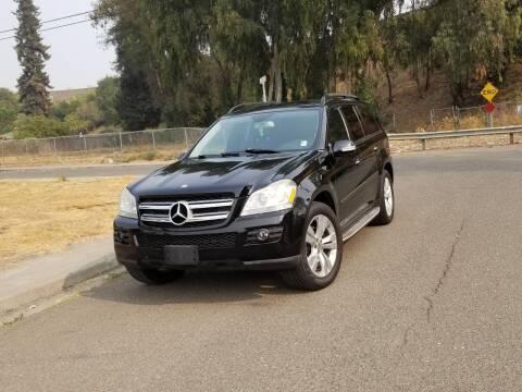 2008 Mercedes-Benz GL-Class for sale at Gateway Motors in Hayward CA