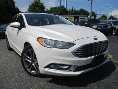2017 Ford Fusion for sale at Unlimited Auto Sales Inc. in Mount Sinai NY