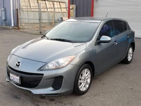 2013 Mazda MAZDA3 for sale at California Auto Deals in Sacramento CA