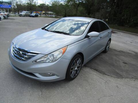 2012 Hyundai Sonata for sale at S & T Motors in Hernando FL