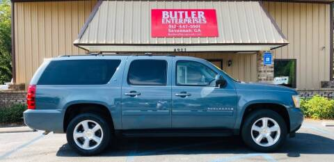 2009 Chevrolet Suburban for sale at Butler Enterprises in Savannah GA