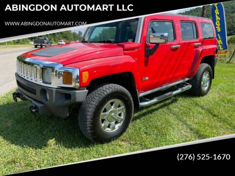 2007 HUMMER H3 for sale at ABINGDON AUTOMART LLC in Abingdon VA
