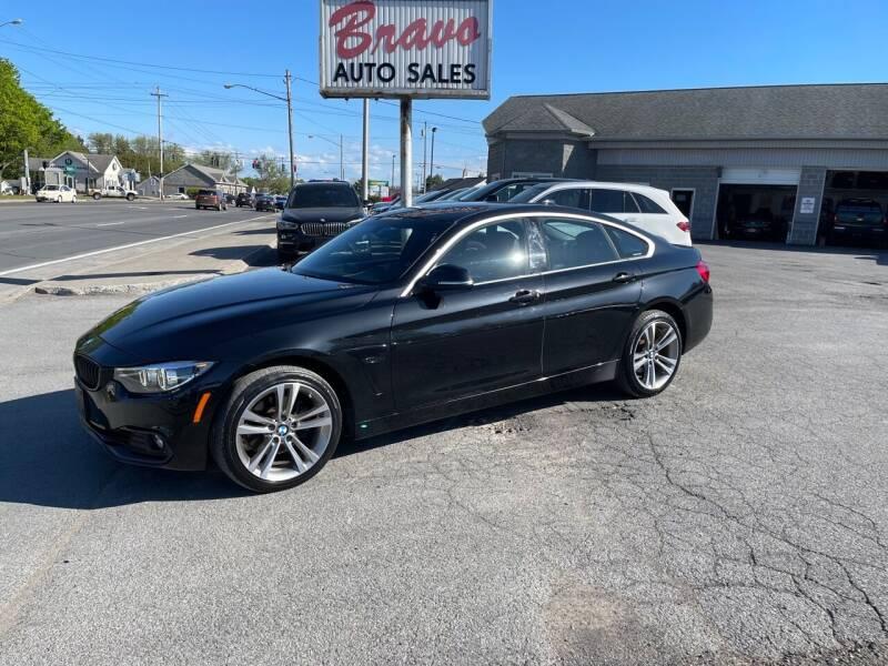 2018 BMW 4 Series for sale at Bravo Auto Sales in Whitesboro NY
