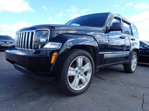 2012 Jeep Liberty for sale at RPM AUTO SALES in Lansing MI