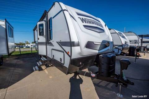 2022 Winnebago MINNIE for sale at TRAVERS GMT AUTO SALES in Florissant MO