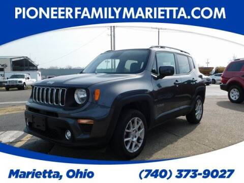 2019 Jeep Renegade for sale at Pioneer Family preowned autos in Williamstown WV