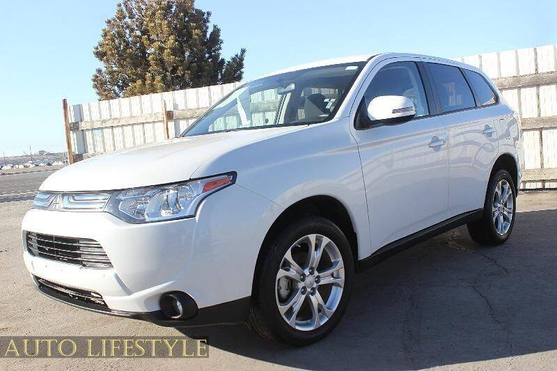 2014 Mitsubishi Outlander for sale in West Valley City, UT