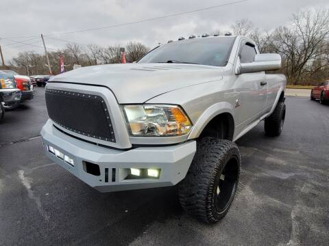 2013 RAM Ram Pickup 2500 for sale at Ford's Auto Sales in Kingsport TN