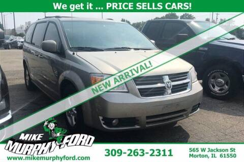 2008 Dodge Grand Caravan for sale at Mike Murphy Ford in Morton IL
