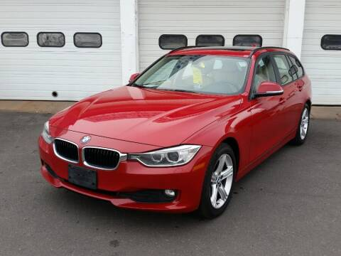 2014 BMW 3 Series for sale at Action Automotive Inc in Berlin CT