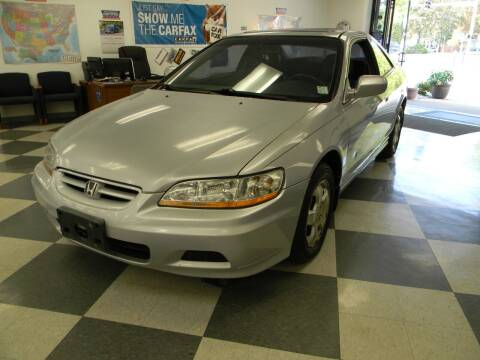 2002 Honda Accord for sale at Lindenwood Auto Center in St. Louis MO