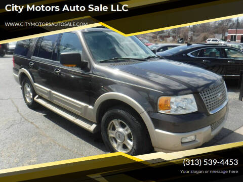2005 Ford Expedition for sale at City Motors Auto Sale LLC in Redford MI