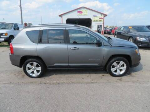 2011 Jeep Compass for sale at Jefferson St Motors in Waterloo IA