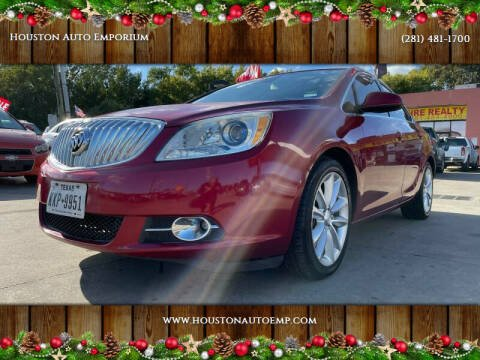 2015 Buick Verano for sale at Houston Auto Emporium in Houston TX
