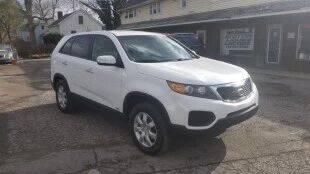 2011 Kia Sorento for sale at Motor House in Alden NY