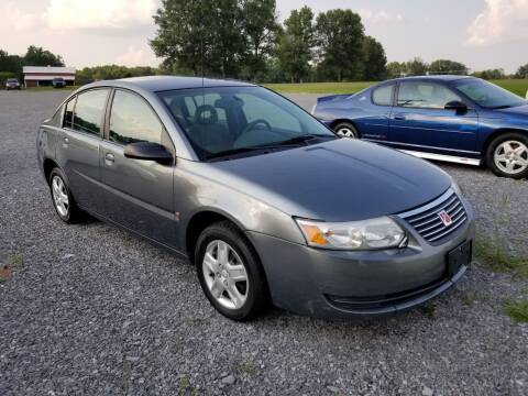 2007 Saturn Ion for sale at Ridgeway's Auto Sales - Buy Here Pay Here in West Frankfort IL