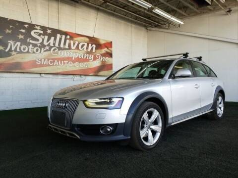 2013 Audi Allroad for sale at SULLIVAN MOTOR COMPANY INC. in Mesa AZ