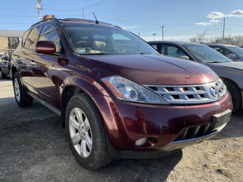 2005 Nissan Murano for sale at Philadelphia Public Auto Auction in Philadelphia PA