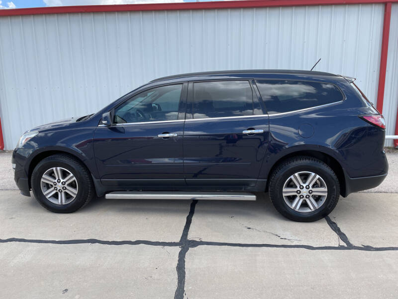 2015 Chevrolet Traverse for sale at WESTERN MOTOR COMPANY in Hobbs NM