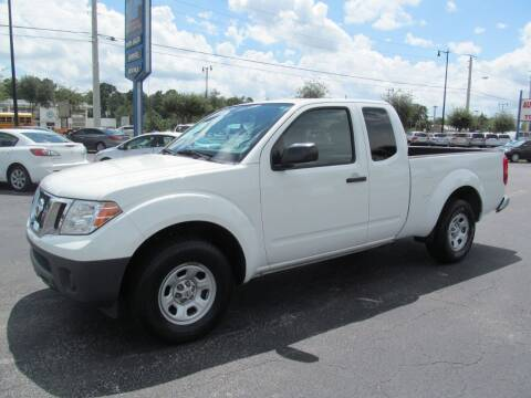 2016 Nissan Frontier for sale at Blue Book Cars in Sanford FL