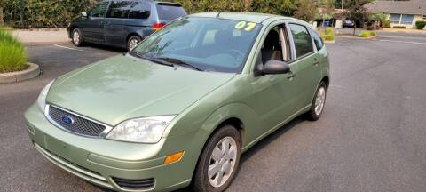 2007 Ford Focus for sale at TOP Auto BROKERS LLC in Vancouver WA