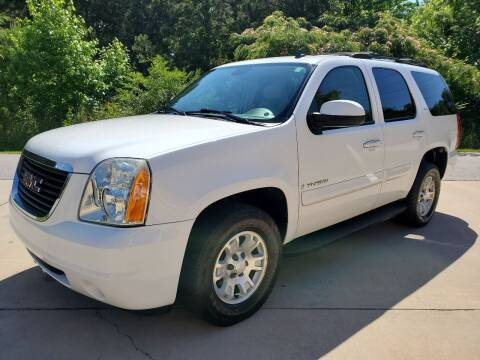 2007 GMC Yukon for sale at Marks and Son Used Cars in Athens GA