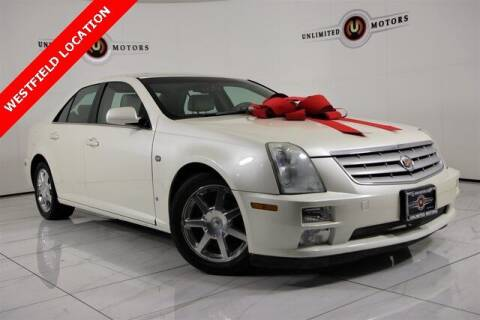 2006 Cadillac STS for sale at INDY'S UNLIMITED MOTORS - UNLIMITED MOTORS in Westfield IN